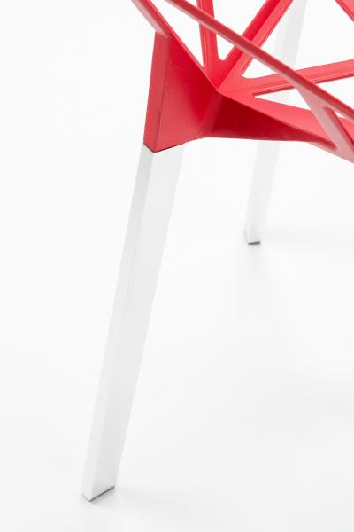 Стул One (красный)