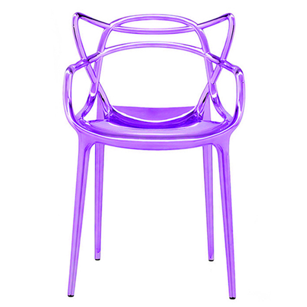 Master chair (crystal-violet)