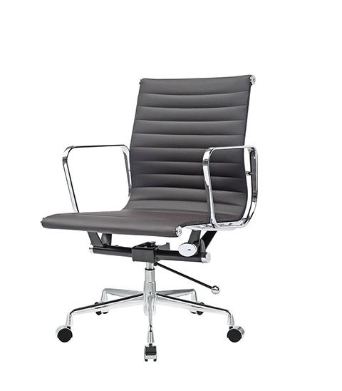Кресло Eames Aluminium Management (чёрный)