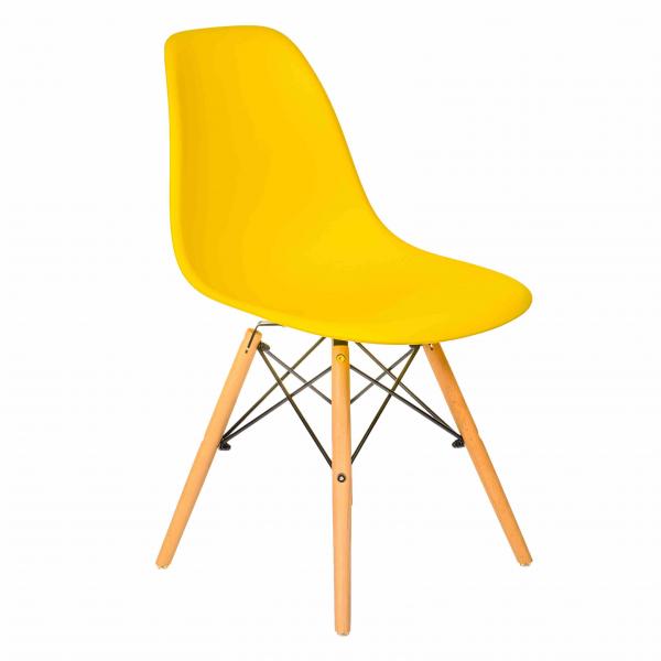 Стул Eames (желтый)