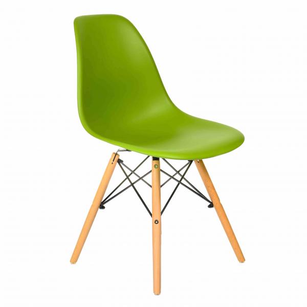Стул Eames (зеленый)
