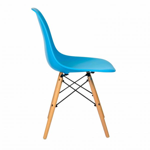 Стул Eames (голубой)