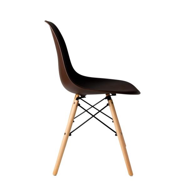 Стул Eames (коричневый)