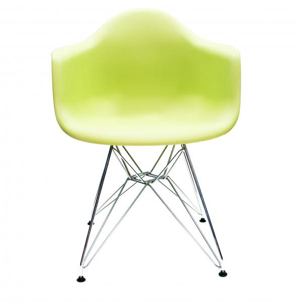 Стул Eames DAR (зелёный)