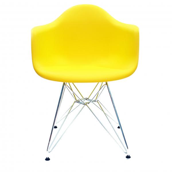 Стул Eames DAR (желтый)