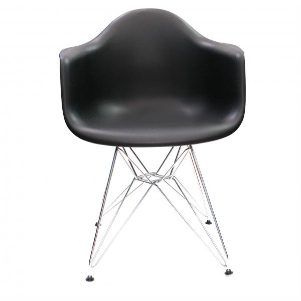 Стул Eames DAR (черный)