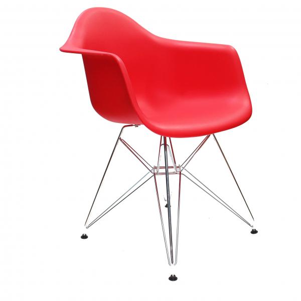Стул Eames DAR (красный)