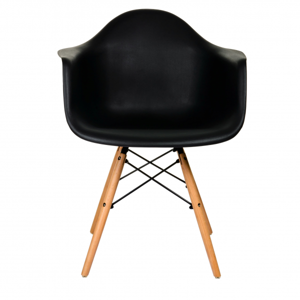 Стул Eames DAW (черный)