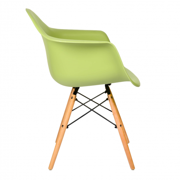 Стул Eames DAW (зеленый)