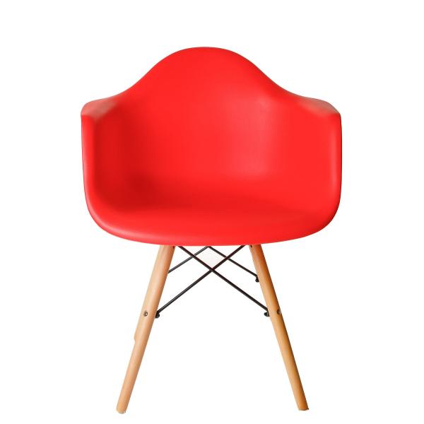 Стул Eames DAW (красный)
