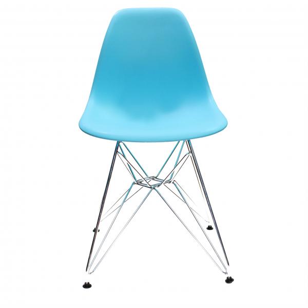 Стул Eames DSR (голубой)