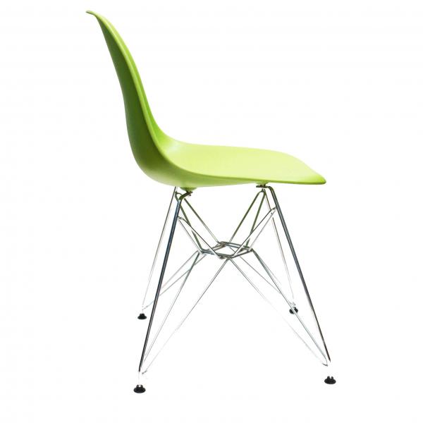 Стул Eames DSR (зеленый)