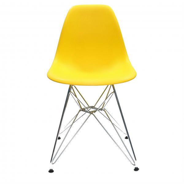 Стул Eames DSR (желтый)
