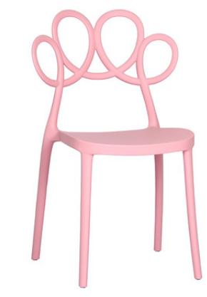 Кофейный стул Lorton Pink