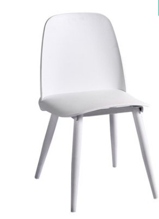 Обеденный стул Lorton White
