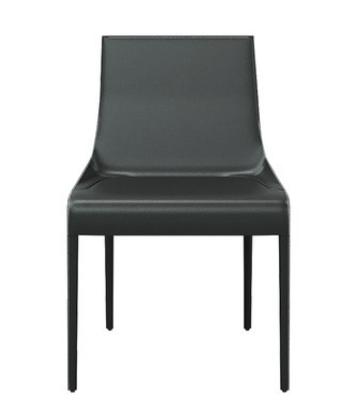 Темный обеденный стул Jianbu