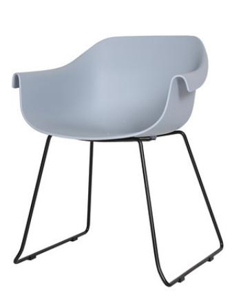 Пластиковый стул Senchuan Blue