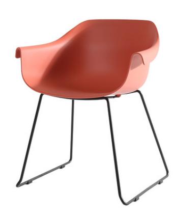 Пластиковый стул Senchuan Orange