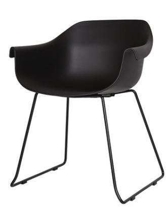 Пластиковый стул Senchuan Black