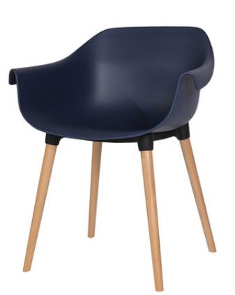 Обеденный стул Senchua Blue