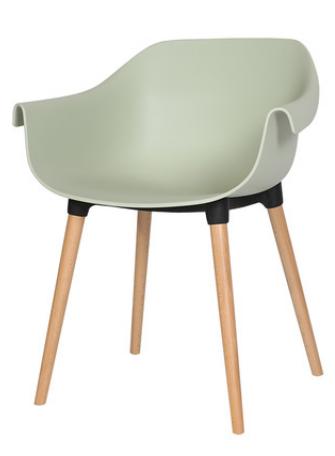 Обеденный стул Senchua Green