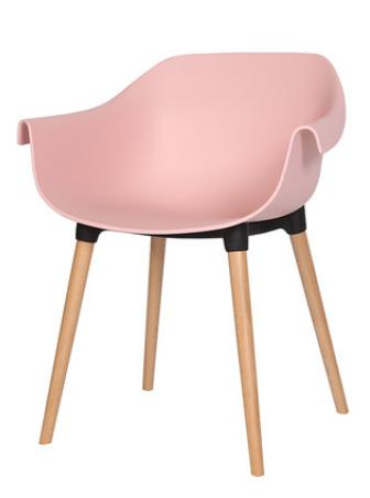 Обеденный стул Senchua Pink