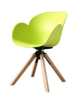 Зеленый  обеденный стул Senchuan