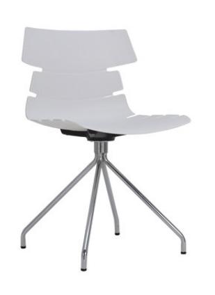 Простой компьютерный стул Grey Senchuan