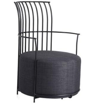 Одиночный стул Senchuan Black