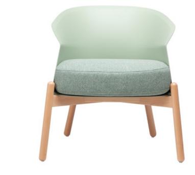 Зеленый модный стул Senchuan