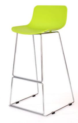 Высокий барный стул Senchuan Green
