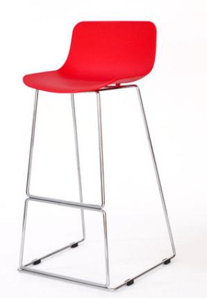 Высокий барный стул Senchuan Red
