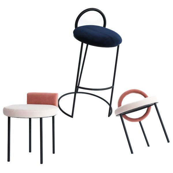 Обеденный стул Red Line