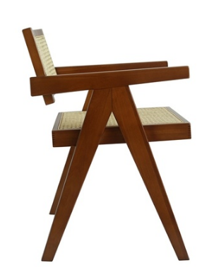 Коричневый стул Red Line HL374