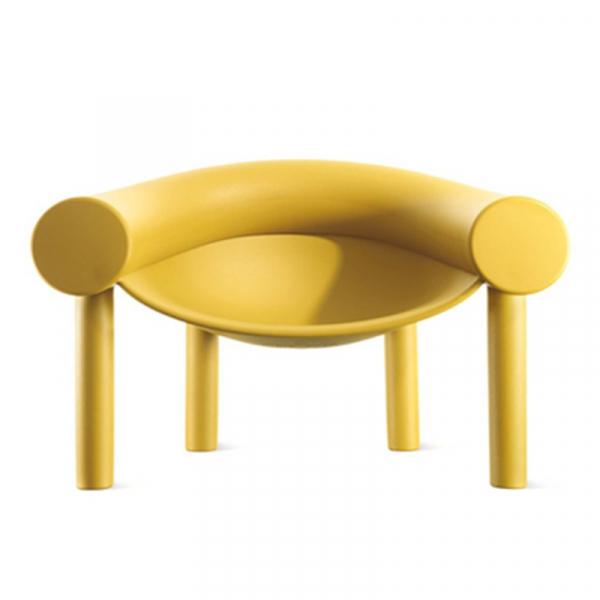 Желтый стул Red Line Hl111