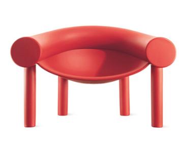 Красный стул Red Line Hl111
